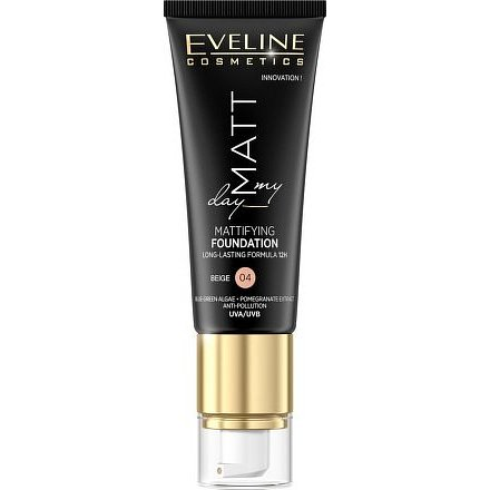 Eveline Matt My Day – Matující make-up 04 Beige