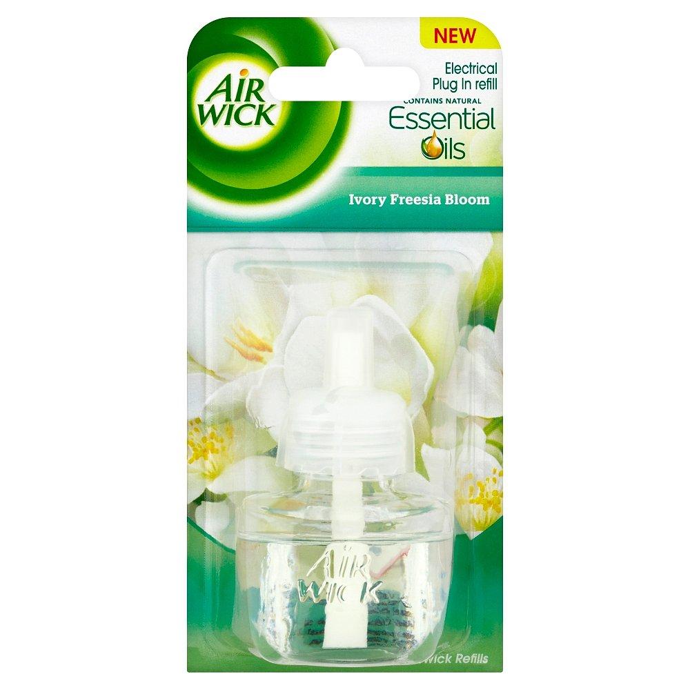 AIRWICK Electric náplň Bílé květy frézie 19 mll