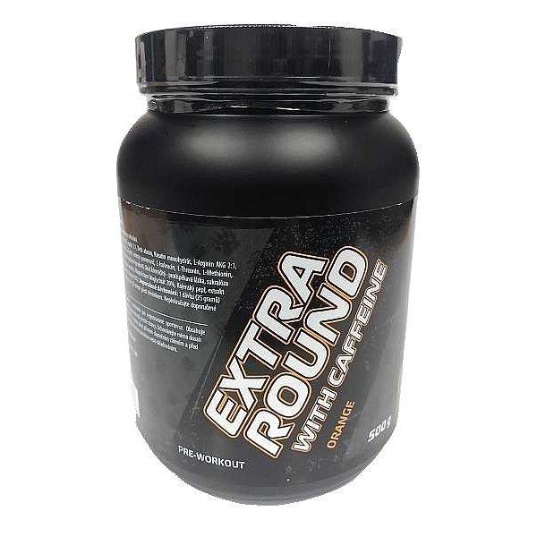 BEAR FOOT NUTRITION Extraround s kofeinem předtréninková směs 500 g