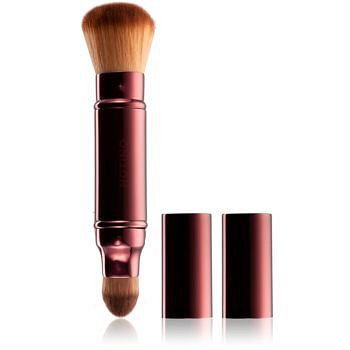 Notino Elite Collection 2 in 1 Face Brush multifunkční štětec 2 v 1