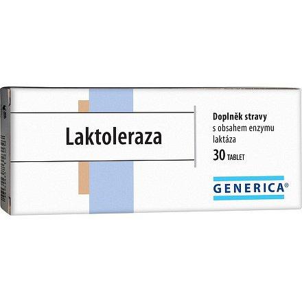Laktoleraza Generica 30 tablet