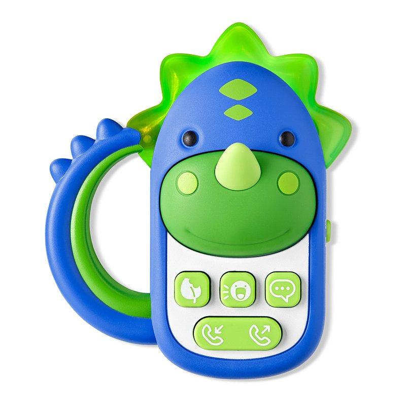 SKIP HOP hudební telefon Dinosaurus