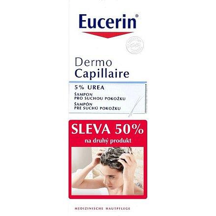EUCERIN DermoCapillaire šampon UREA 5%