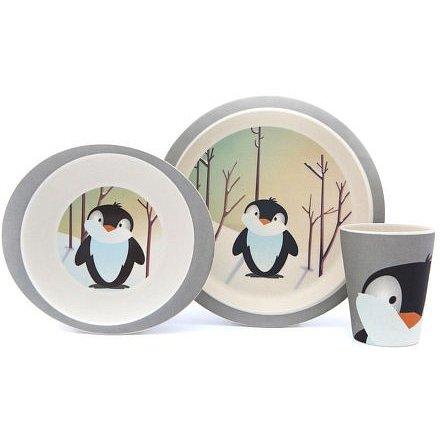 Sada nádobí - Tučňák