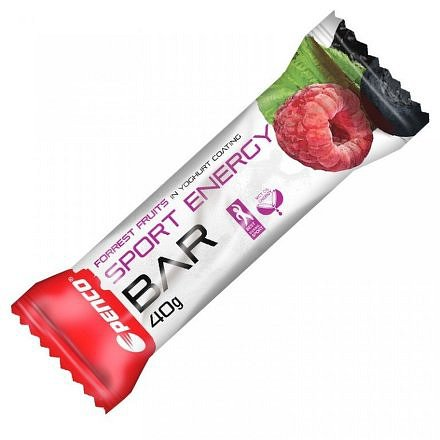 PENCO Energetická tyčinka SPORT ENERGY BAR 40g Lesní plody