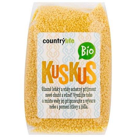 Country Life Kuskus BIO 500g