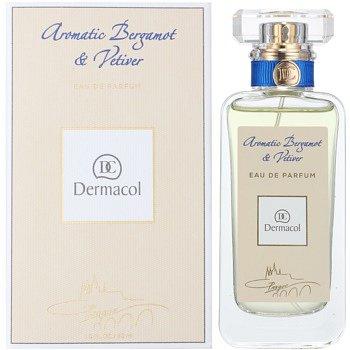 Dermacol Aromatic Bergamot & Vetiver parfémovaná voda pro muže 50 ml