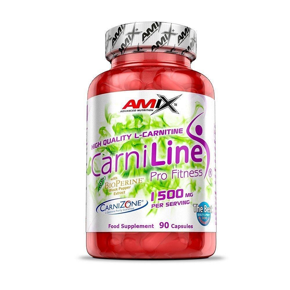Amix CarniLine - 1500mg 90 kapslí