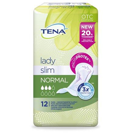 Inkontinenční vložky TENA Lady Slim Normal 12ks
