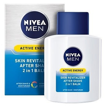 Nivea Balzám po holení 2v1 ACTIVE ENERGY 100ml
