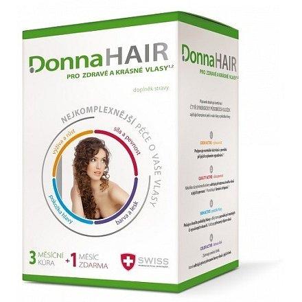 Donna HAIR 4 měs. kúra 90 + 30 tobolek zdarma
