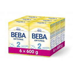Beba Optipro 2 6x600g
