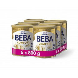 Beba Comfort 2 HMO 6x800g