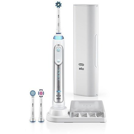 Oral B zubní kartáček Pro 8000 Genius