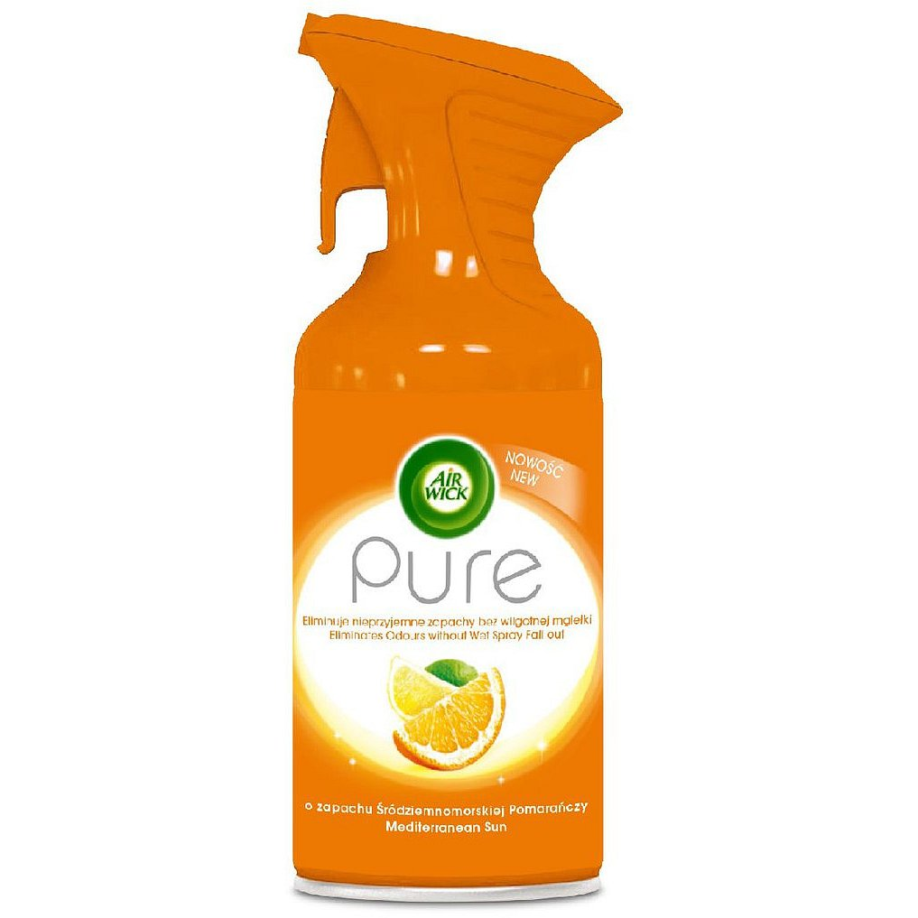 Airwick Spray Pure Středomořské slunce 250ml
