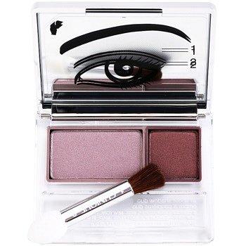 Clinique All About Shadow Duo oční stíny odstín 23 Coctail Hour  2,2 g