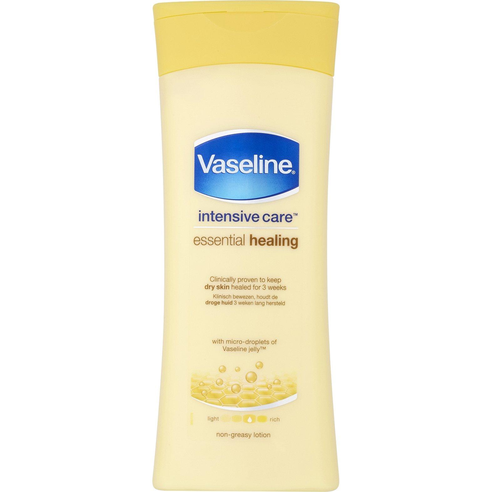 VASELINE Hydratační tělové mléko Essential heal 400 ml