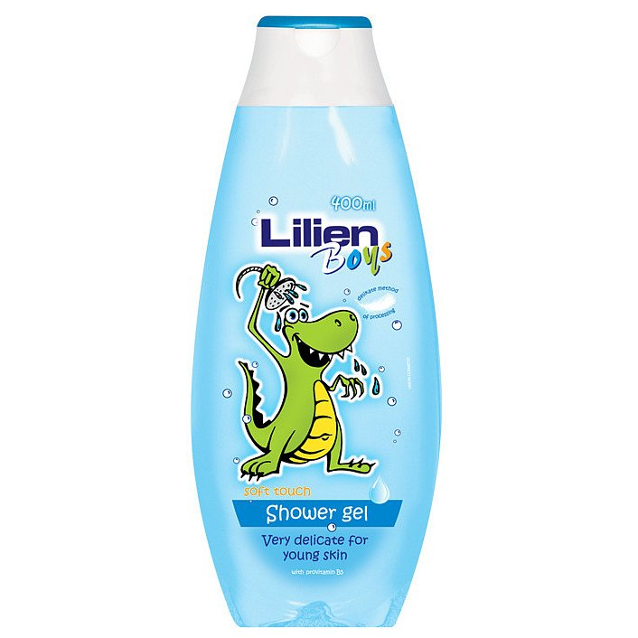 Lilien dětský sprchový gel 400ml
