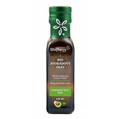 Avokádový olej BIO 100 ml Wolfberry*