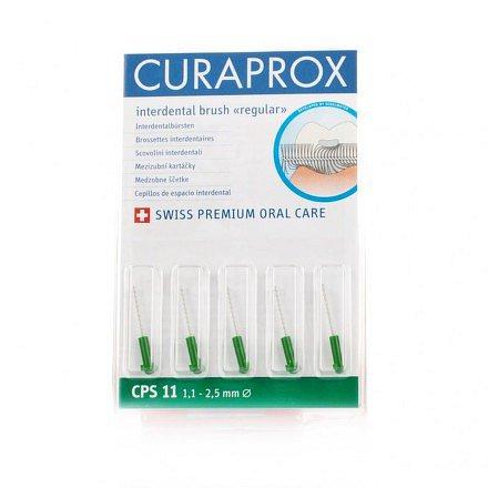 Curaprox CPS 11 regular mezizubní kartáček 5ks