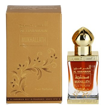 Al Haramain Mukhallath parfémovaný olej unisex 12 ml