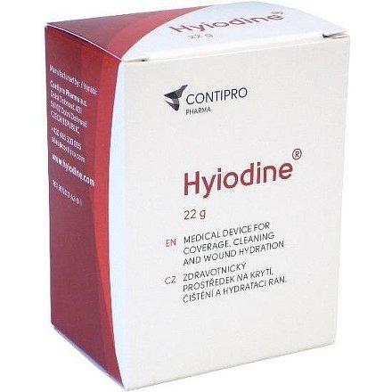 Hyiodine gel 1x50ml