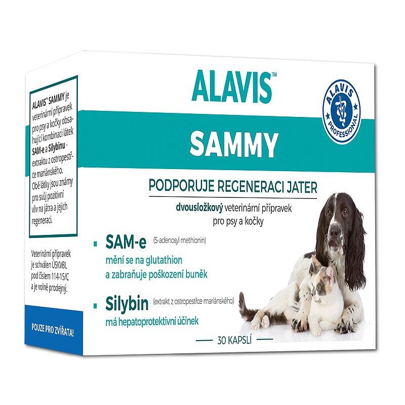 Alavis SAMMY 30 kapslí
