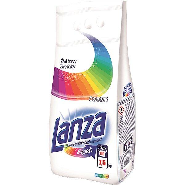 LANZA Expert Color 7,5 kg (100 dávek) - prací prášek