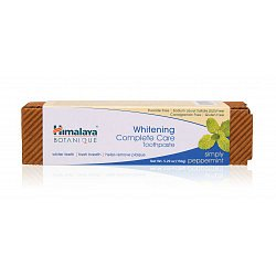 Himalaya Herbals Botanique bělící zubní pasta s mátou 150 g
