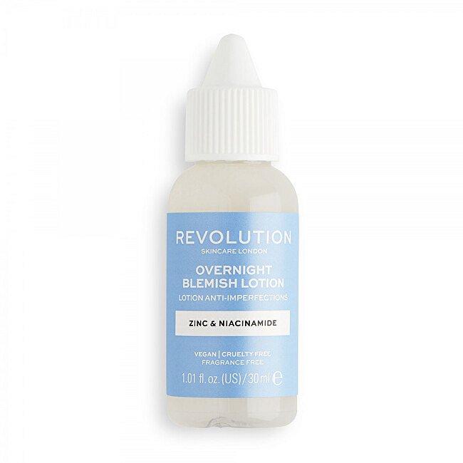 Revolution Péče o pleť Overnight Blemish Scincare  30 ml