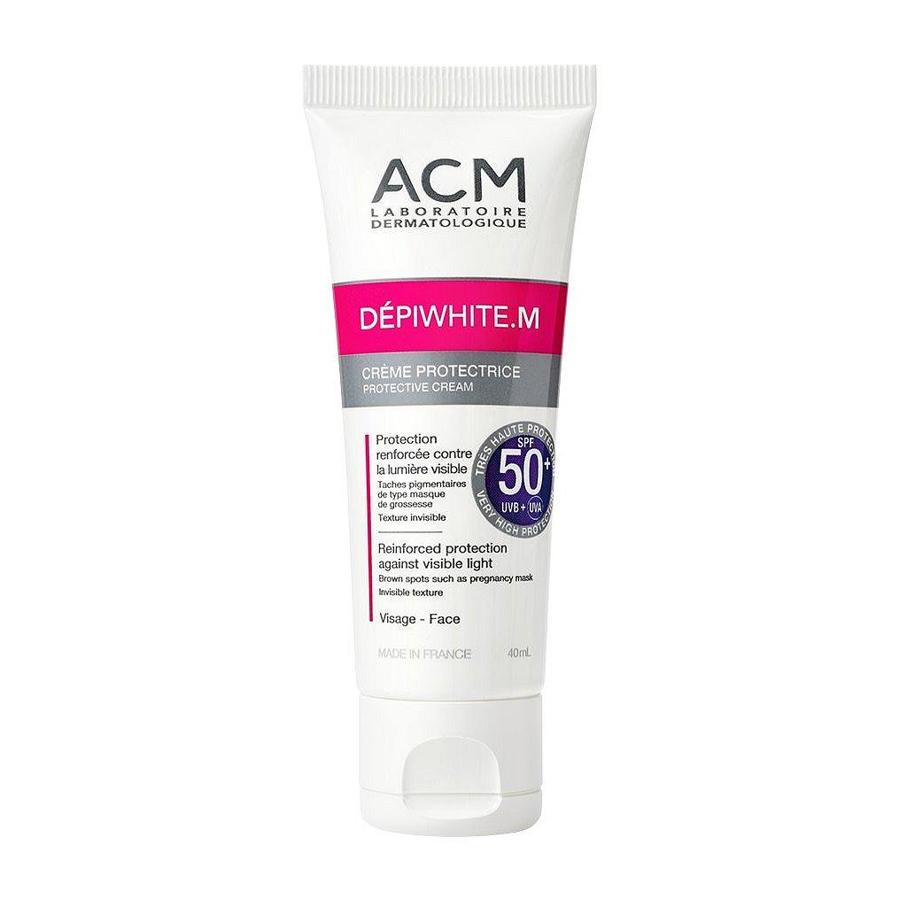 ACM DÉPIWHITE.M SPF50+ ochranný krém 40 ml