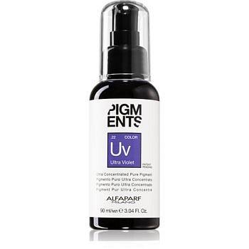 Alfaparf Milano Pigments pigmentové kapky na vlasy Ultra Violet 90 ml