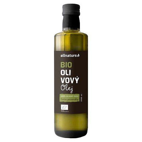 Allnature BIO extra panenský Olivový olej 1000ml