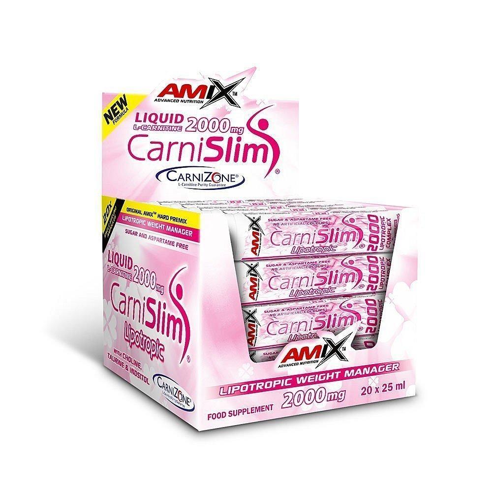 Amix CarniSlim Sour Cherry, 20x25ml