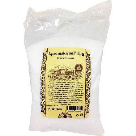 Epsomská sůl 1kg Najtelo