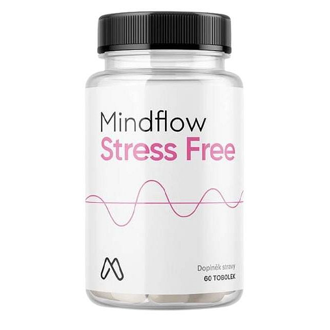 Mindflow Stress free 60 tobolek