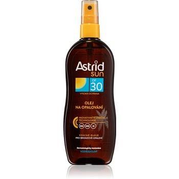 Astrid Sun olej na opalování ve spreji SPF 30 voděodolný 200 ml