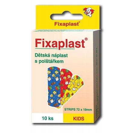 Náplast Fixaplast KIDS strip 10ks
