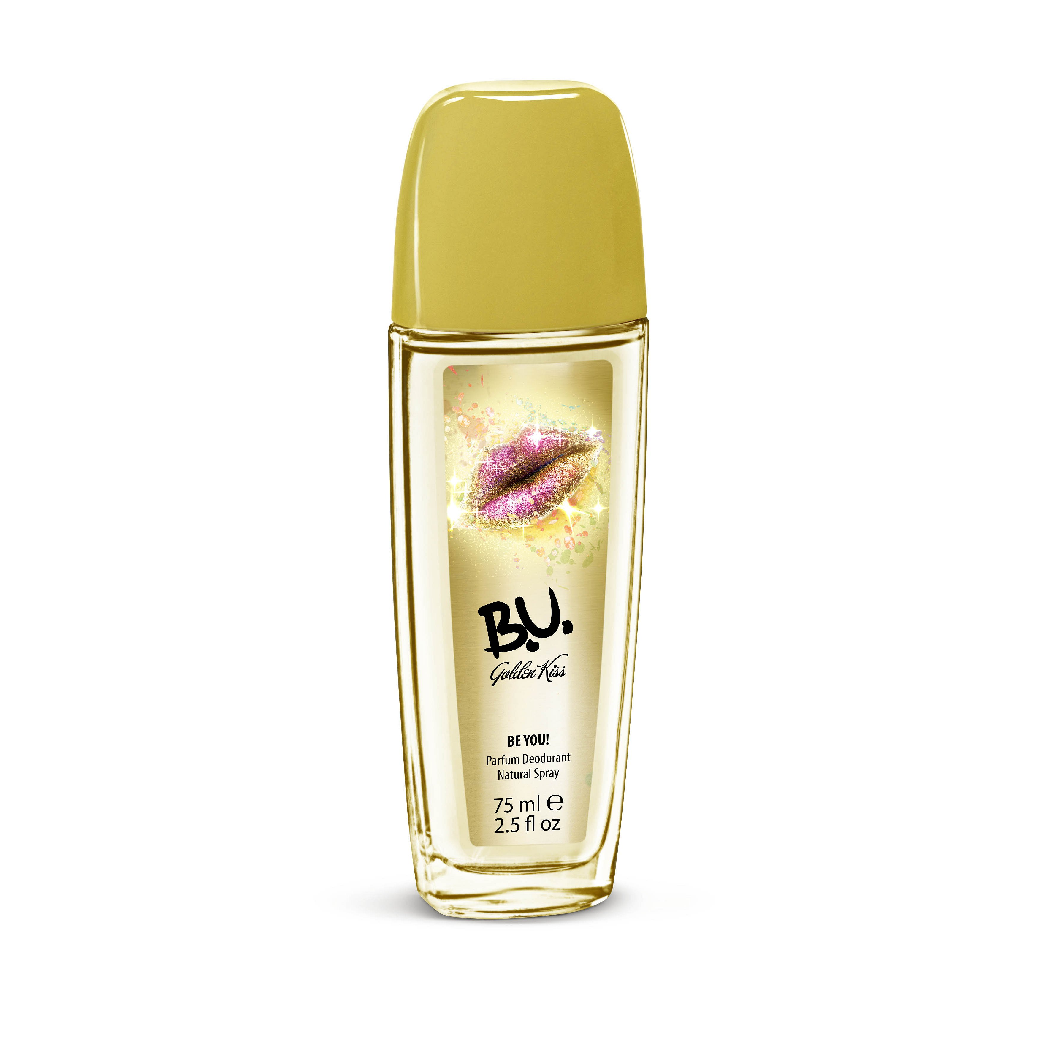 B.U. Golden Kiss natural deodorant ve spreji 75 ml