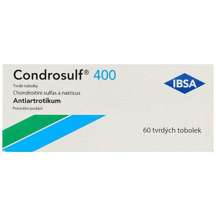 Condrosulf 400 orální tobolky 60 x 400 mg