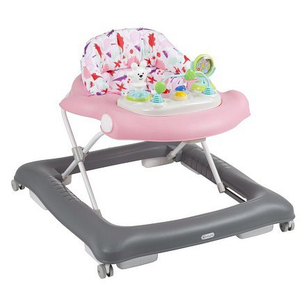 BabyGo chodítko FreeWalk Candy Pink