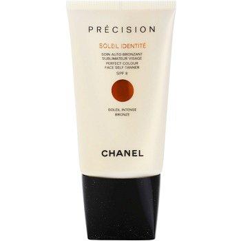 Chanel Précision Soleil Identité samoopalovací krém na obličej SPF 8 odstín Bronze  50 ml