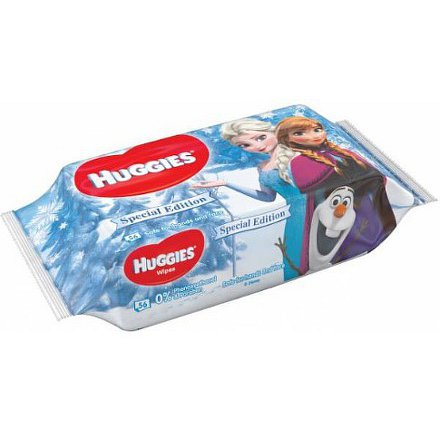 HUGGIES® N'CARE Disney Frozen 56ks