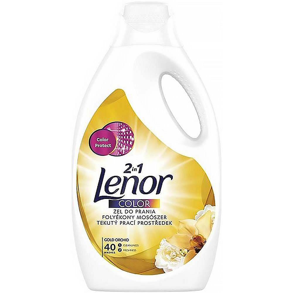 LENOR 2v1 Gold Orchid 2,2 l 40 praní
