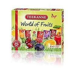 TEEKANNE Fruit Tea Collection n.s.6x5ks