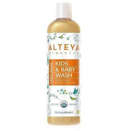 Alteya Organický dětský sprchový gel 400ml