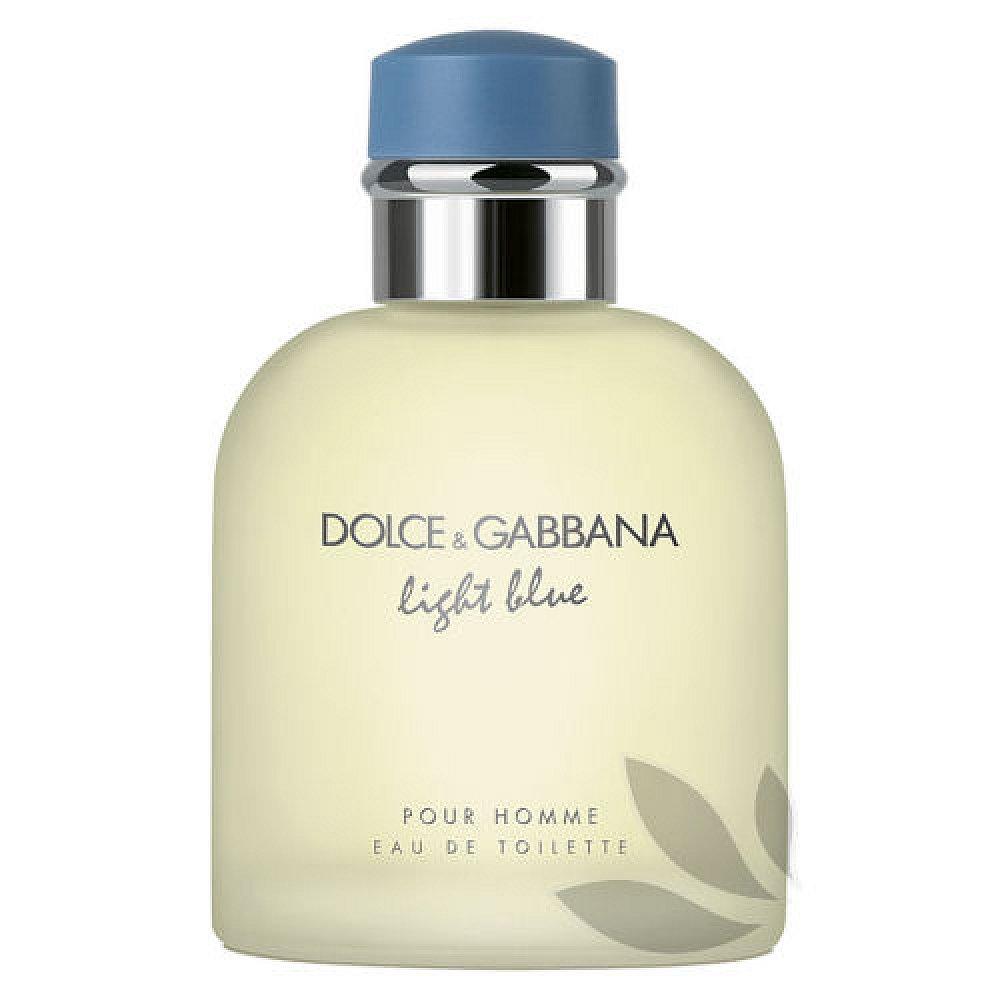 Dolce & Gabbana Light Blue Pour Homme Toaletní voda 125ml