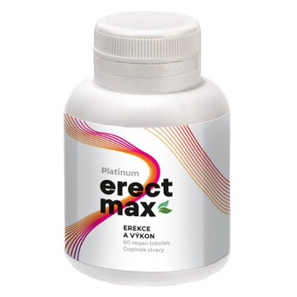 ErectMax Na potenci 60 tobolek