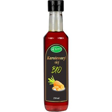 4slim BIO Karotenový olej 250ml