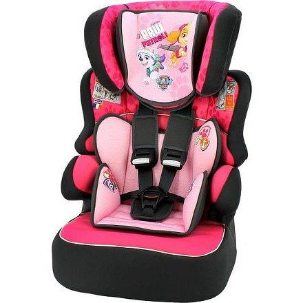 Autosedačka Nania Beline Sp Luxe Paw Patrol 2017 pink